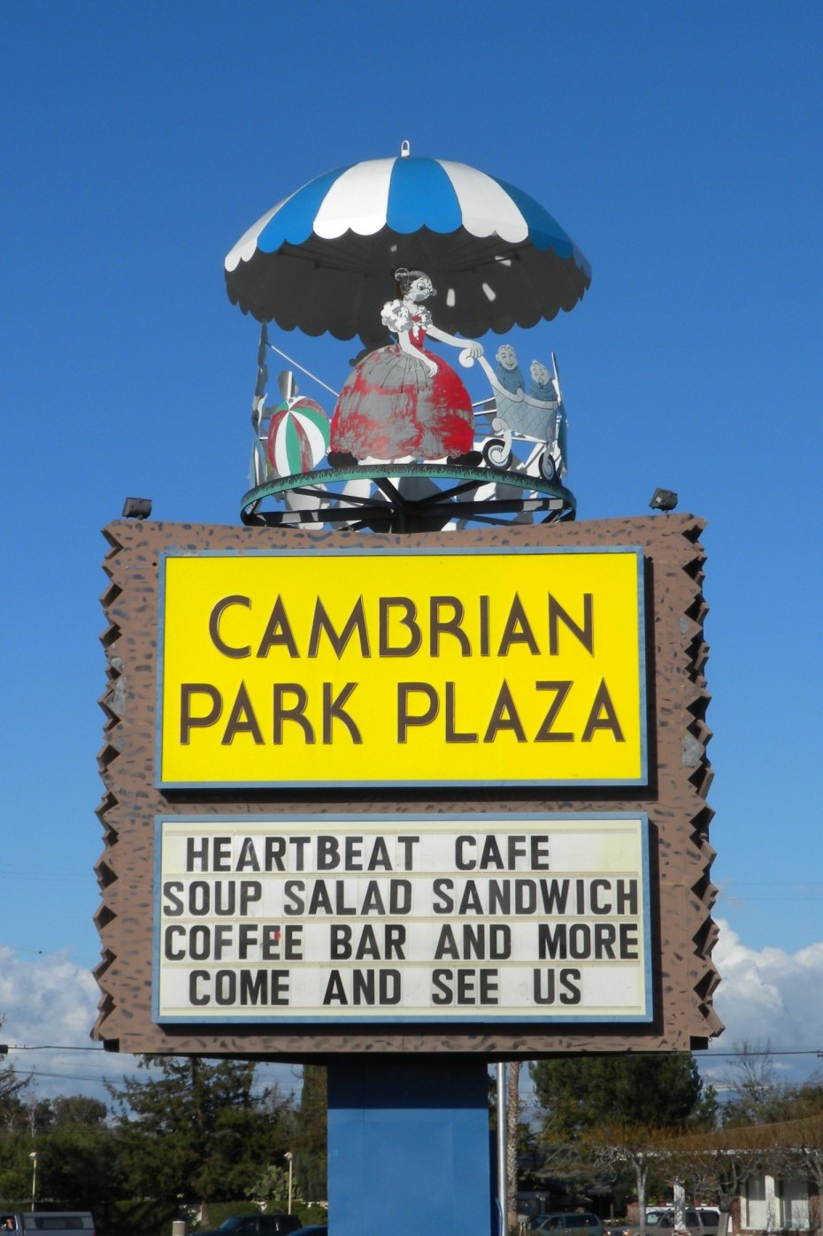 Cambrian Park Plaza Shopping Center